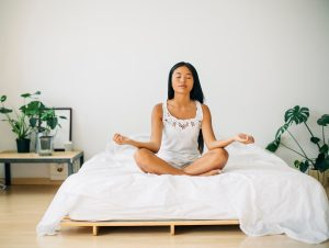 Should I listen to music when I meditate