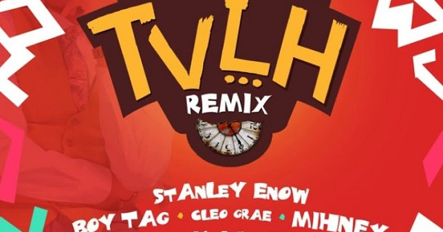 Stanley Enow Tu vas lire lheure Remix