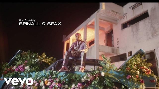 DJ Spinall Jabole Video 1