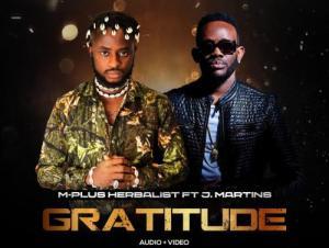 M Plus Ft JMartins Gratitude