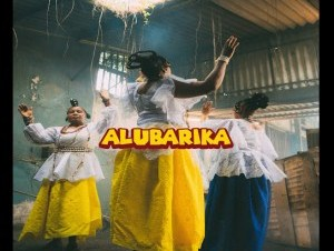 Zlatan – Alubarika Ft. Buju 1