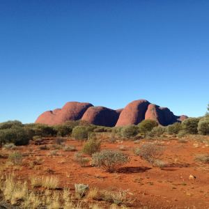 Les Monts Olga - Australie