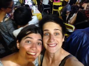 2 baroudeuses à Bangkok - Nouvel An 2015
