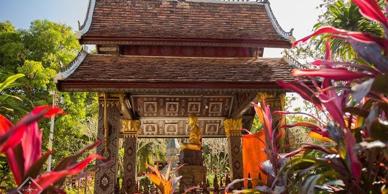 Temple - Luang Prabang