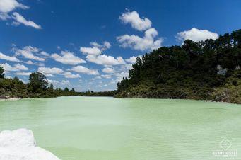 Lake Ngakoro - Wai-O-Tapu - Rotorua