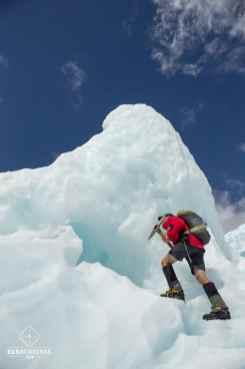 Guide au Glacier Franz Josef - Nouvelle-Zélande