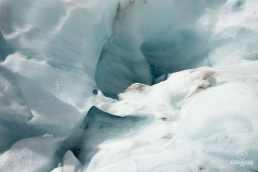 Glace - Glacier Franz Josef - Nouvelle-Zélande
