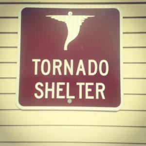 Refuge pendant les tornades -USA