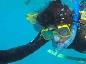 Clem - Snorkeling - Cairns