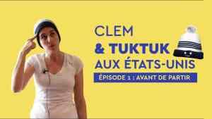 vignette Clem et Tuktuk aux USA #1