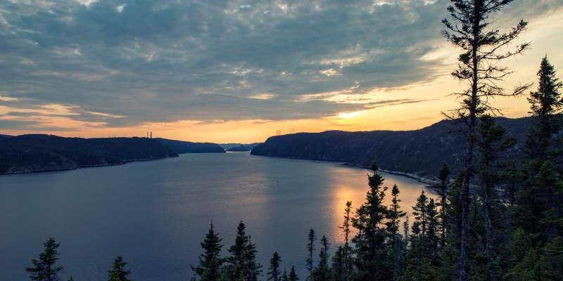 Fjord du Saguenay - Parc national du fjord du Saguenay - Québec