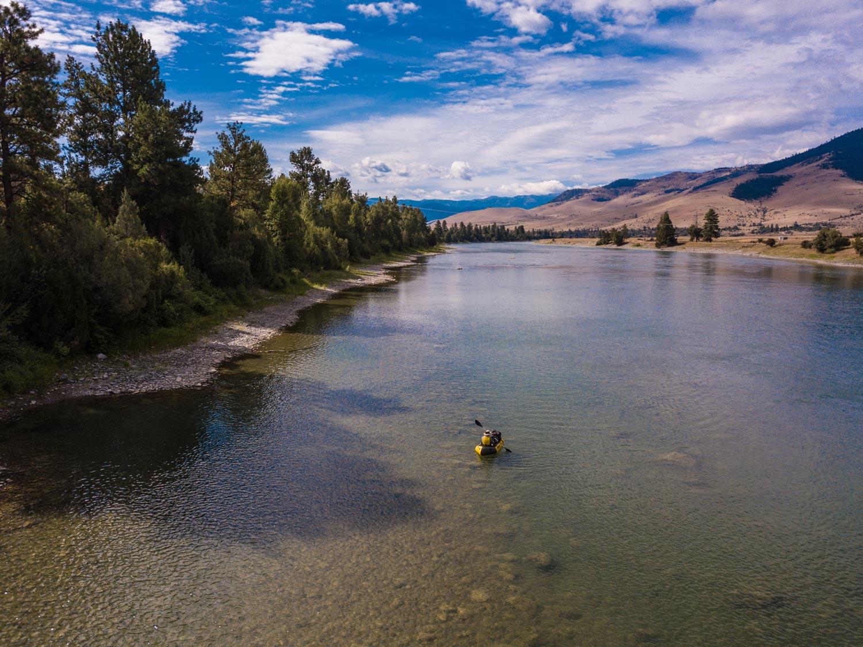 découvrir les grands espaces - vie nomade