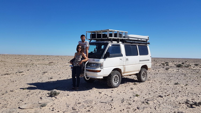 Traverser l'Afrique en van - Les Marioles Trotters