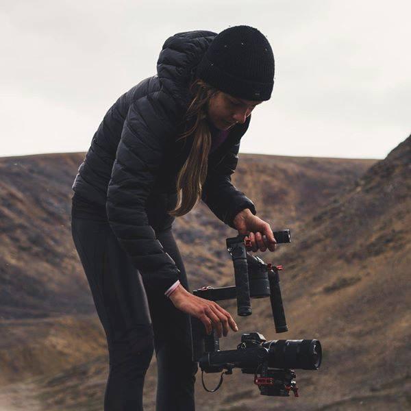 faire des vidéos en milieu extrême