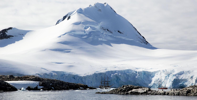 aller en voilier en Antarctique - passage de Drake
