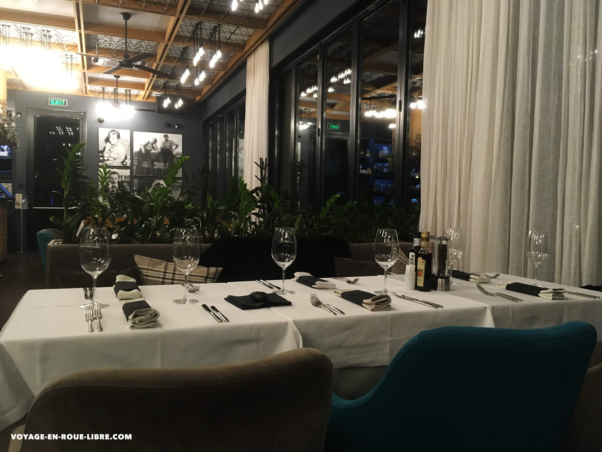 Restaurant italien de Bansko