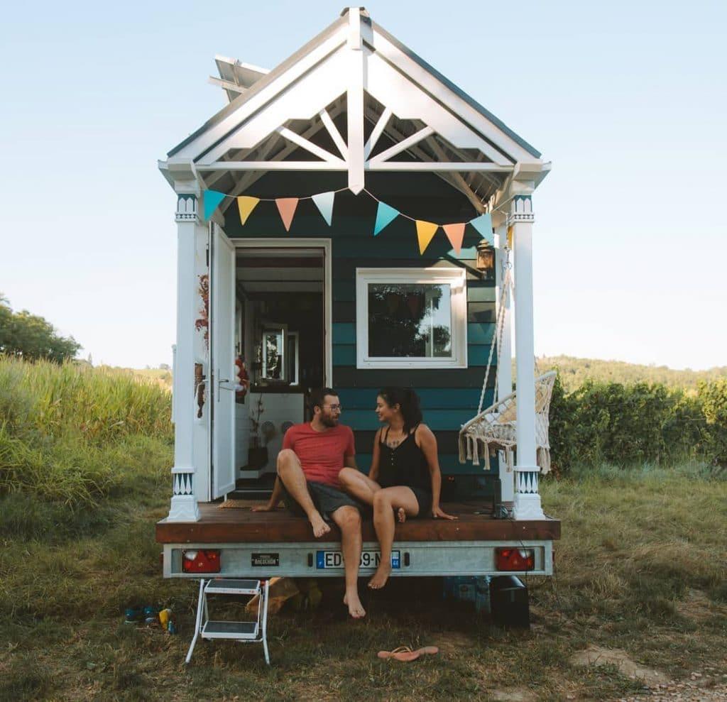 Faire un tour du monde en tiny house