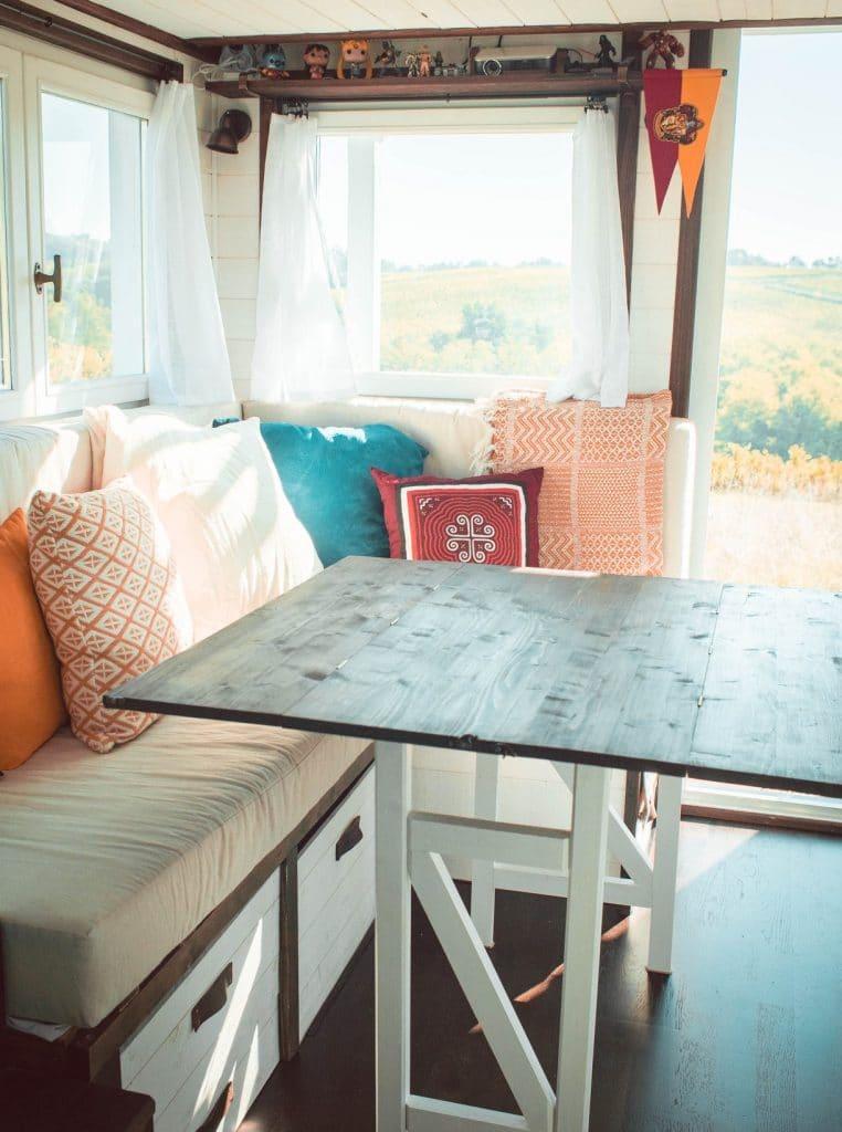 Devenir créateurs nomades en tiny house