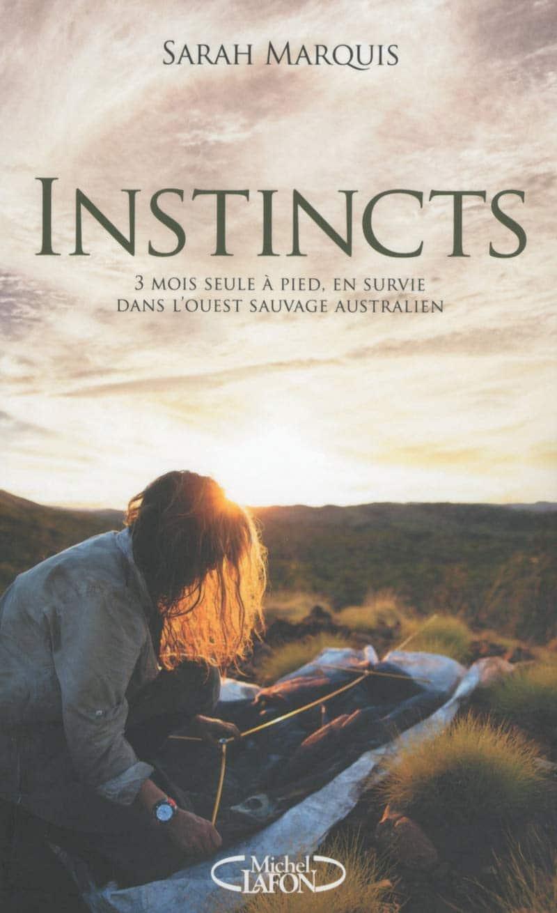 Livre - Instincts - Sarah Marquis
