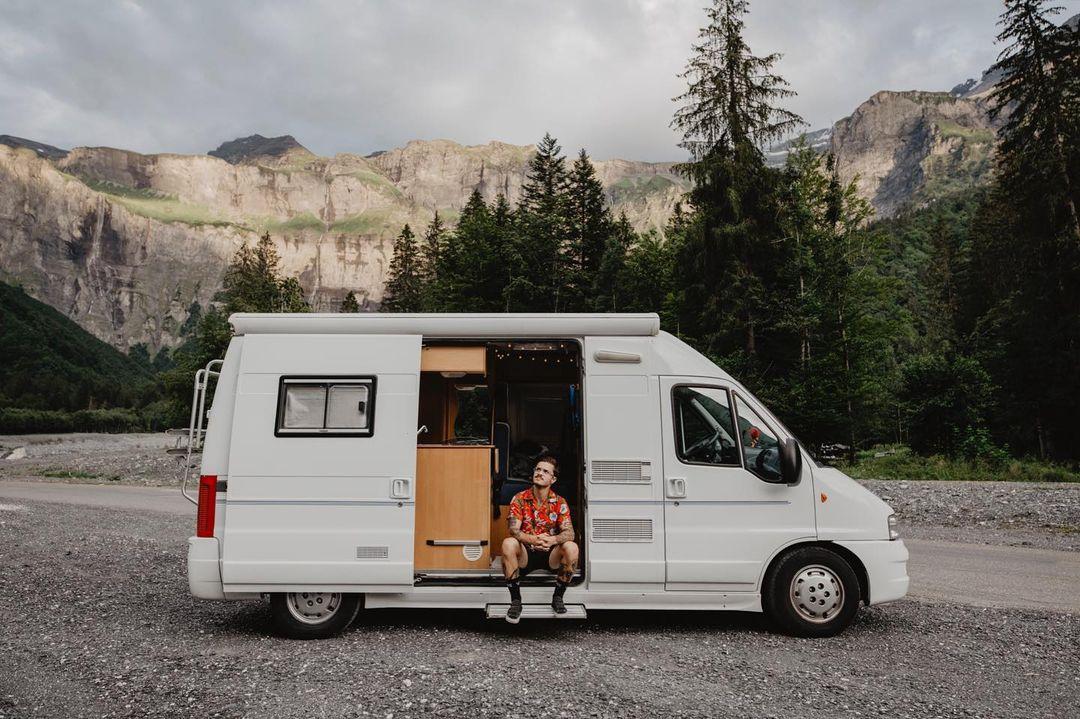 photographe ambulant : un studio semi-nomade