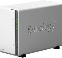 Serveur NAS Synology : pour stocker tes données en toute sécurité et pouvoir y accéder de partout dans le monde.
