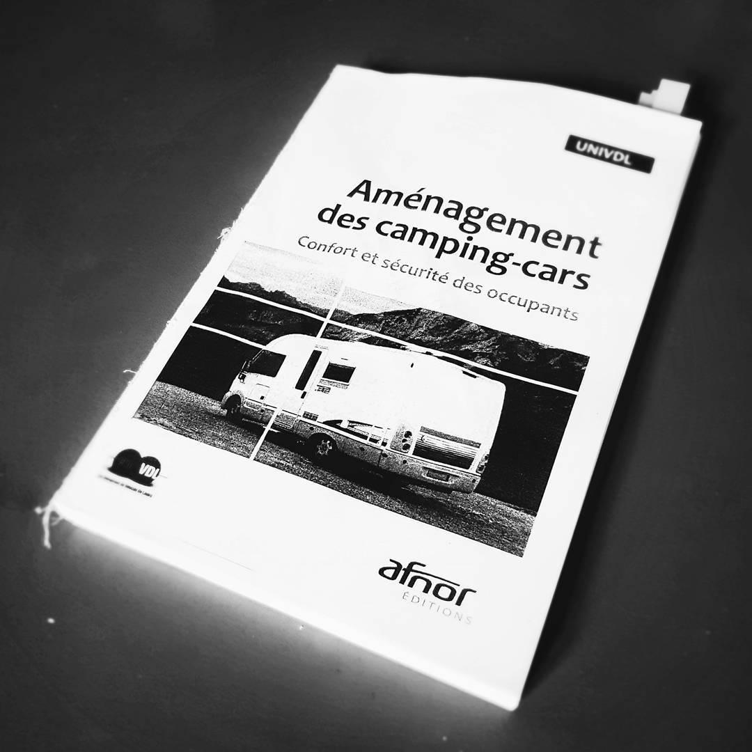 Les normes AFNOR, la bible pour convertir un fourgon - van - camion en France