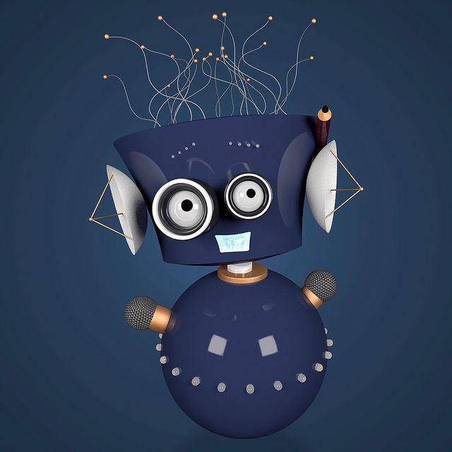 Clem est character designer pour certains de ses clients - Digital nomad