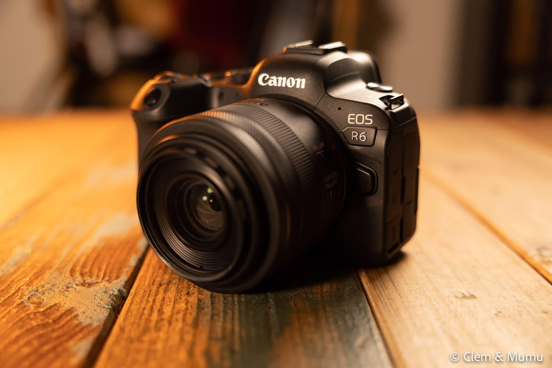 Le Canon Eos R6, notre coup de coeur pour faire de la photo et de la vidéo en voyage et en tour du monde
