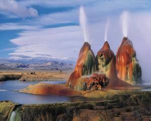 Geysers d'Islande