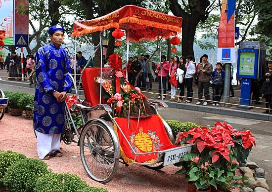 Le Têt et autres festivités au Vietnam 2013