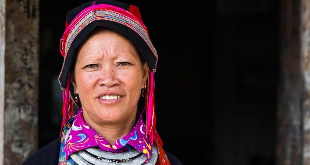 Ethnie Dao, vietnam