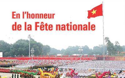 Les 18 ans du Courrier du Vietnam