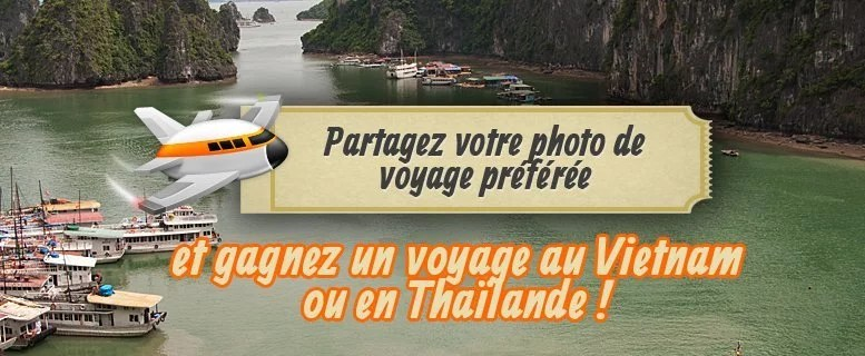 Concours Photo Tangka : un voyage au Vietnam à gagner !