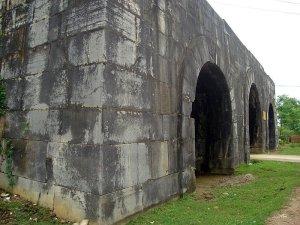 Porte sud du temple Tay Do - Citadelle des Hô, Thanh Hoa - Vietnam