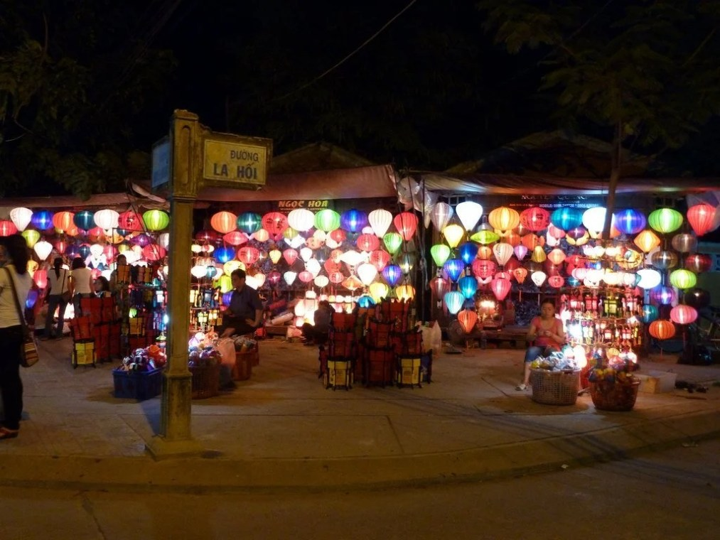 Hoi An, Lanternes - Vietnam