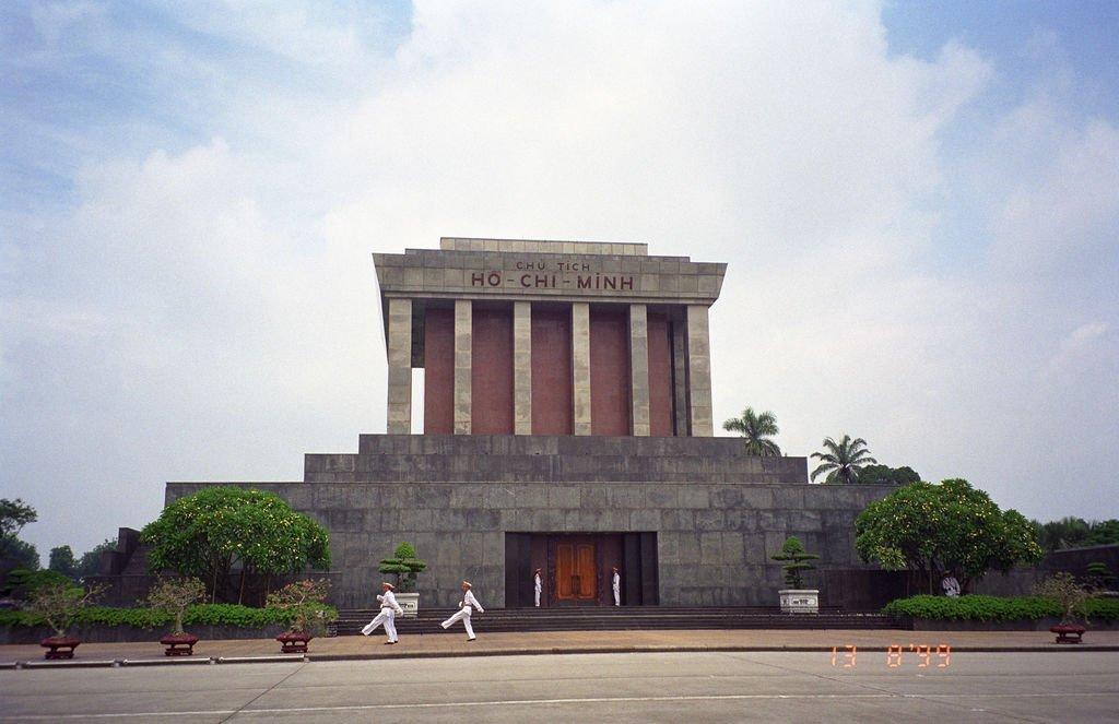 Mausolée de Hô Chi Minh, Hanoi