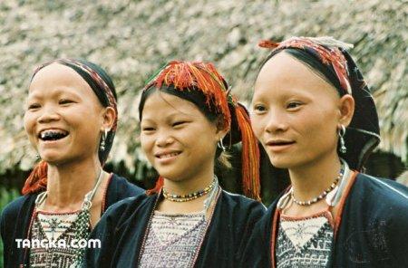 Visages d'ethnies, Vietnam