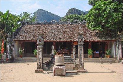 Hoa Lu, Temples dynastiques Dinh et Le - Vietnam