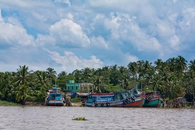 Mekong par David Conger