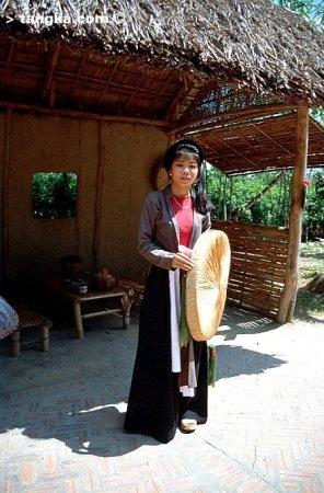 Villageoise du nord - Vietnam