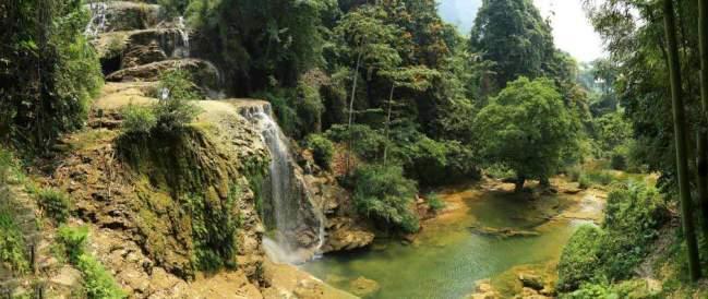 Réserve naturelle de Ngoc Son, Vietnam