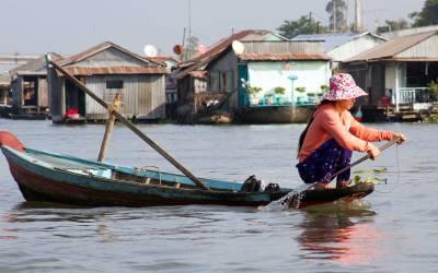 Balade au Vietnam du sud au nord : Lola au Vietnam