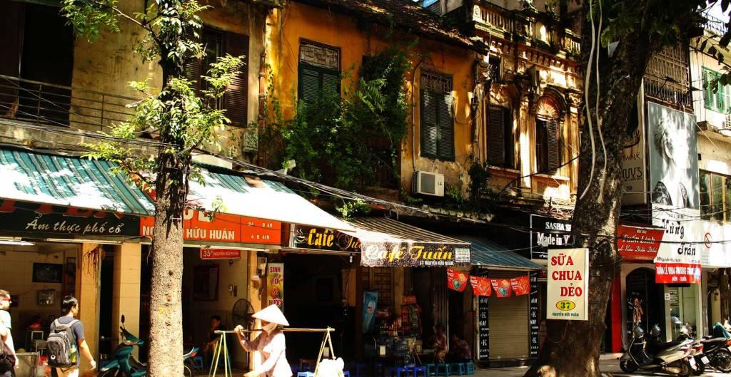 rue de Hanoi, Vietnam