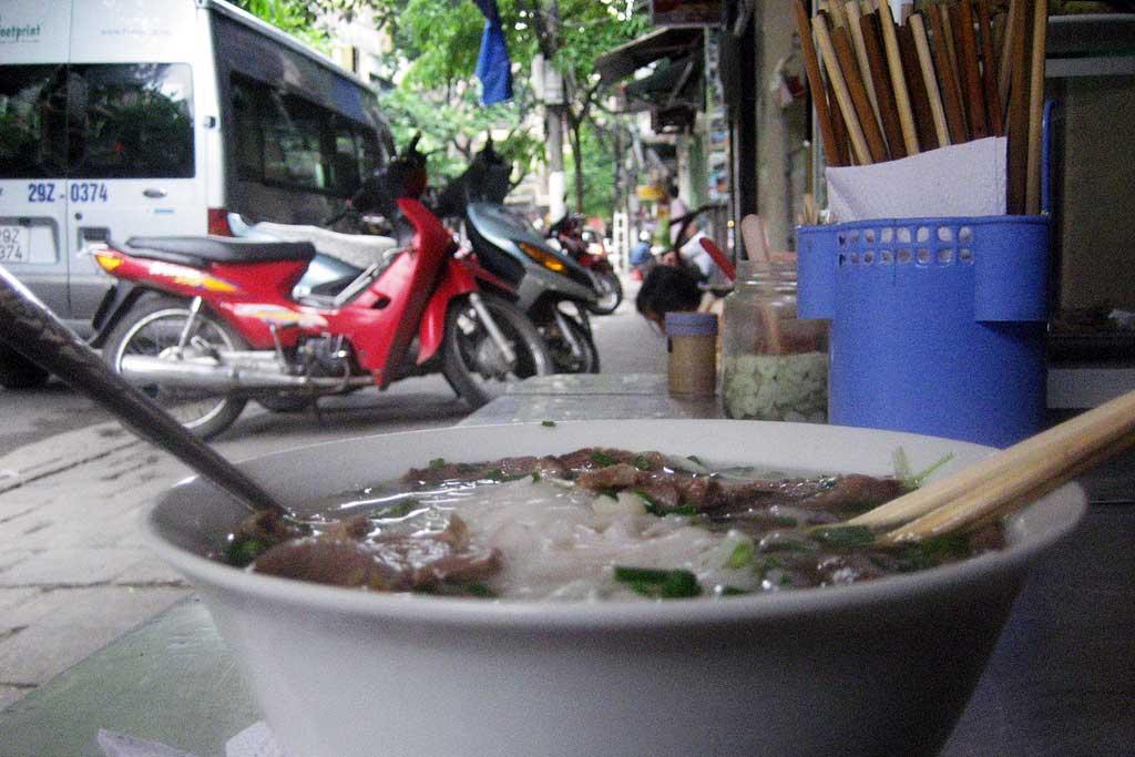 Phở - Hanoi, Vietnam