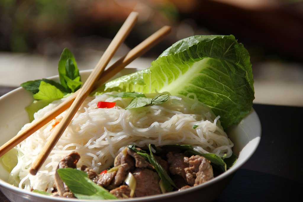Bò bún - Vietnam