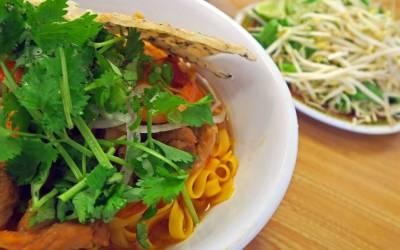 La cuisine du Centre Vietnam