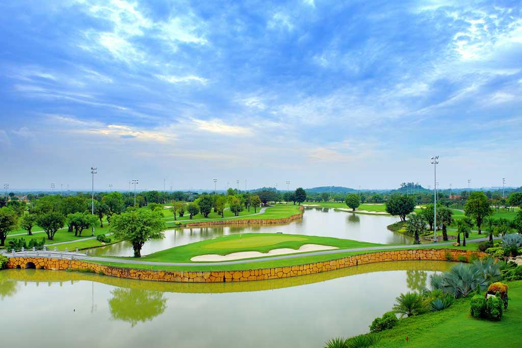 Golf Long Thanh - Dong Nai, Vietnam