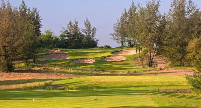 Montgomerie Links Golf - Danang, Vietnam