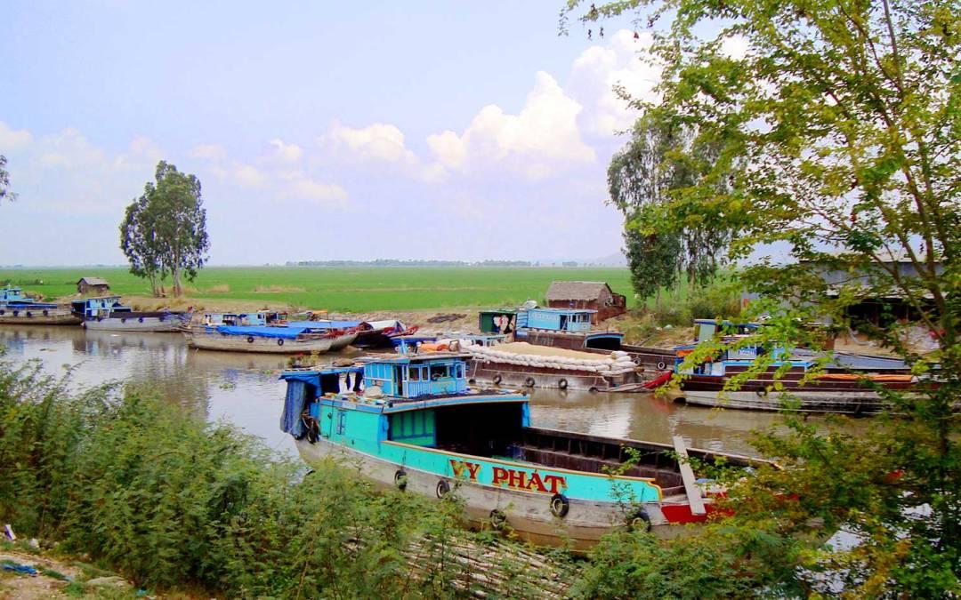 Le tourisme fluvial de Hô Chi Minh-Ville