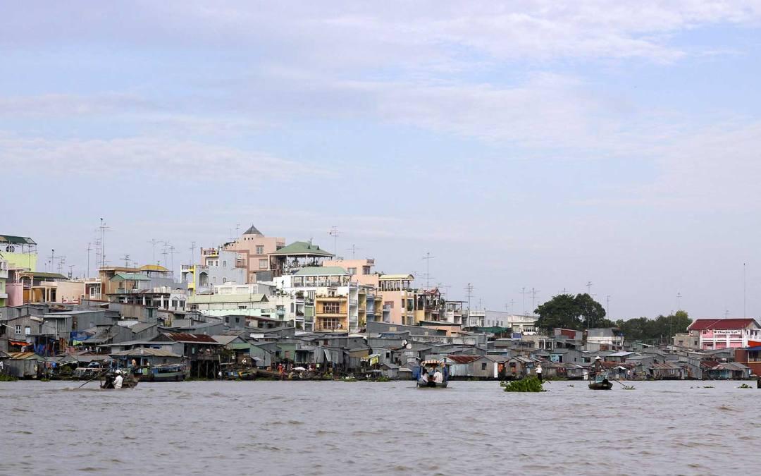 Le développement touristique du delta du Mekong